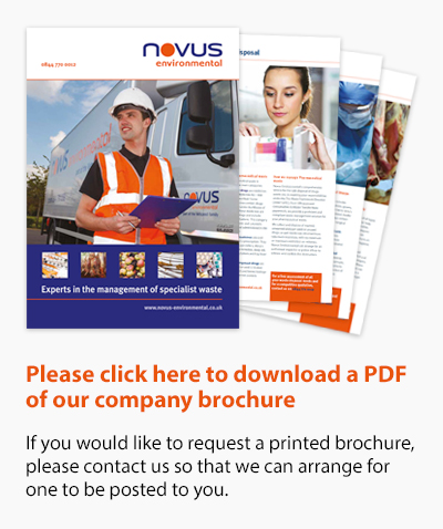 Novus Environmental Brochure