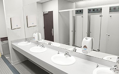 Introducing Novus Washrooms