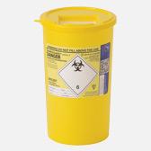 5 ltr yellow sharps bin
