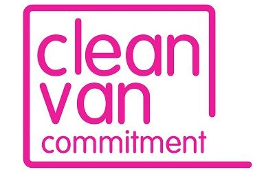 Novus Environmental commit to zero emission fleet of vans by 2028